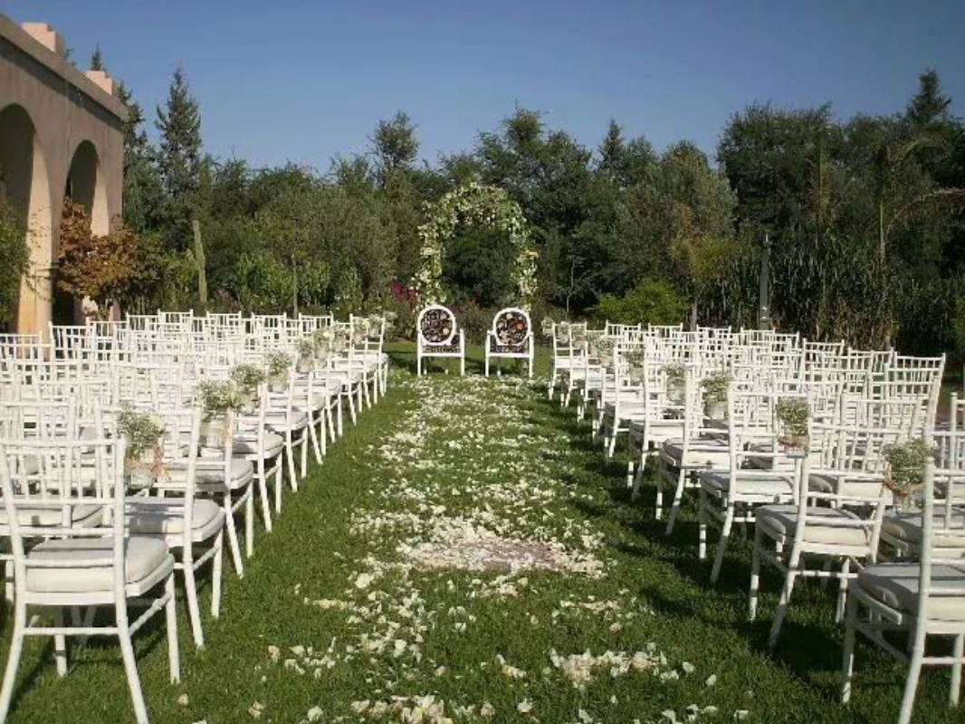 fleuriste wedding planner marrakech